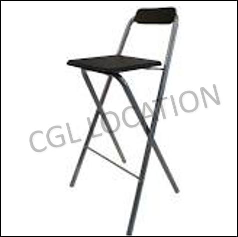 Mobilier : Chaise haute