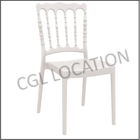 Mobilier : Chaise Napoléon III