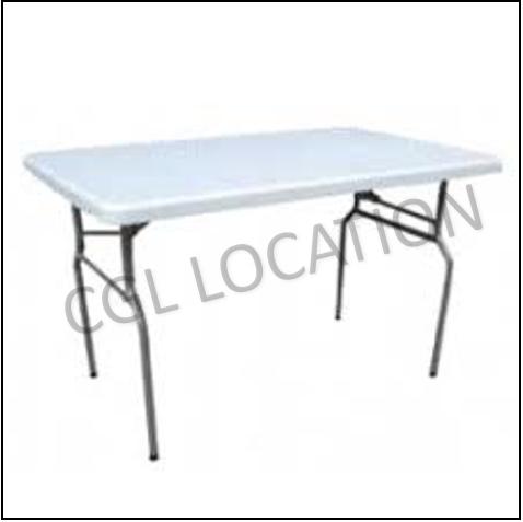 Mobilier : Table buffet hauteur 95 cm