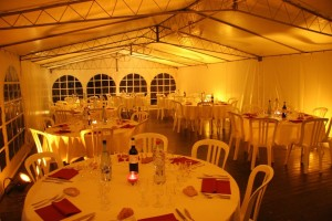Location Tente 6m